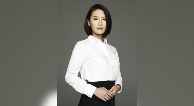 HARUNA YABUKI 矢吹 春奈