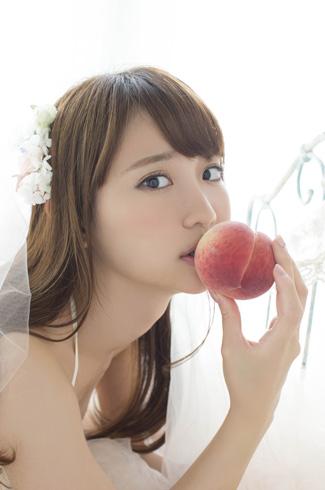 桃と永尾まりや