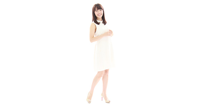 Rikako Nagino 梛野 里佳子